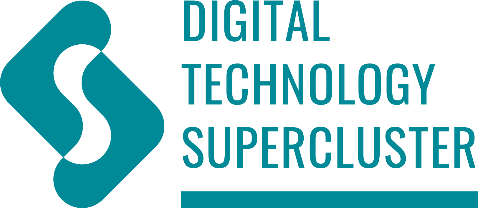 Digital Technology Supercluster logo