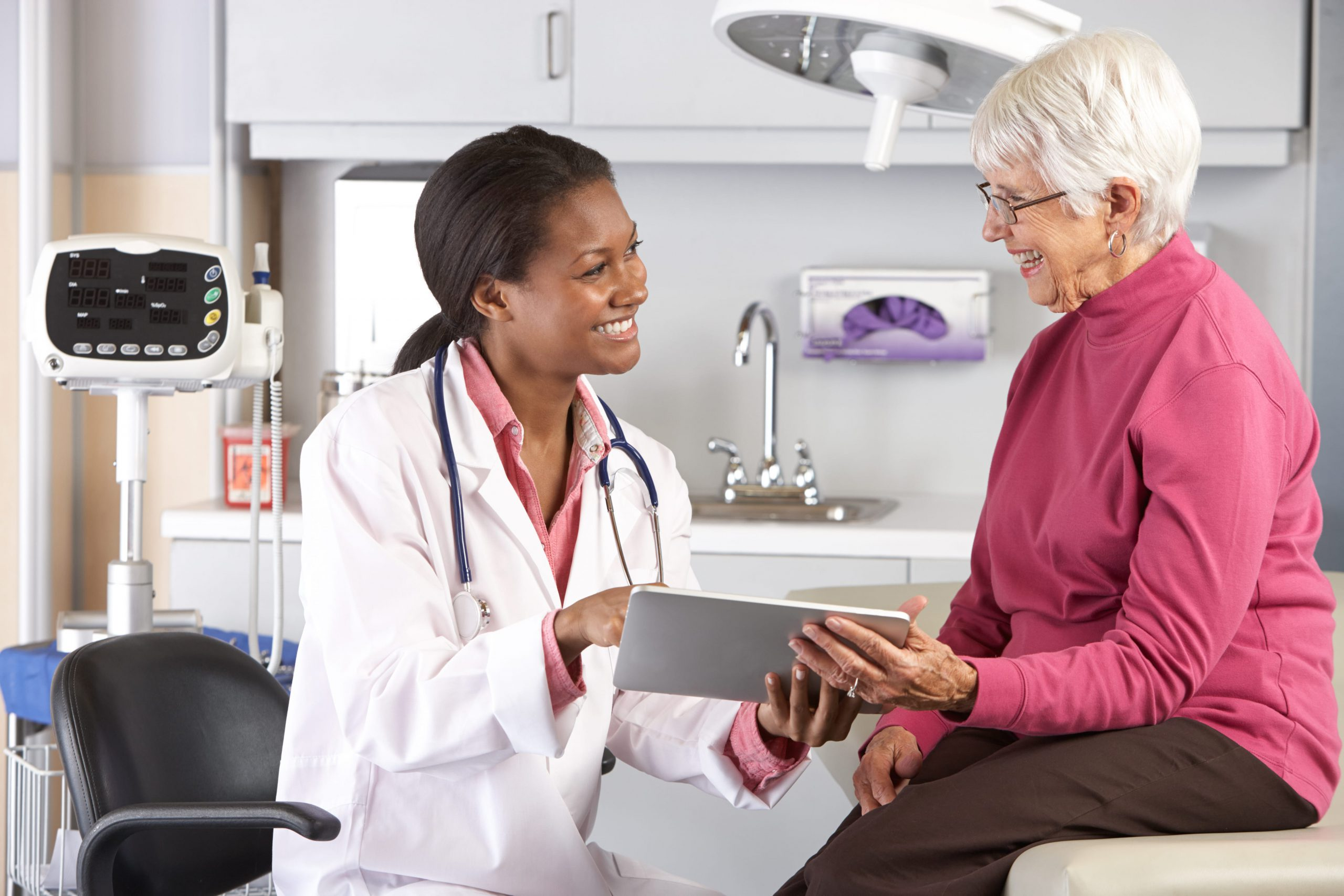 The benefits of clinical decision support